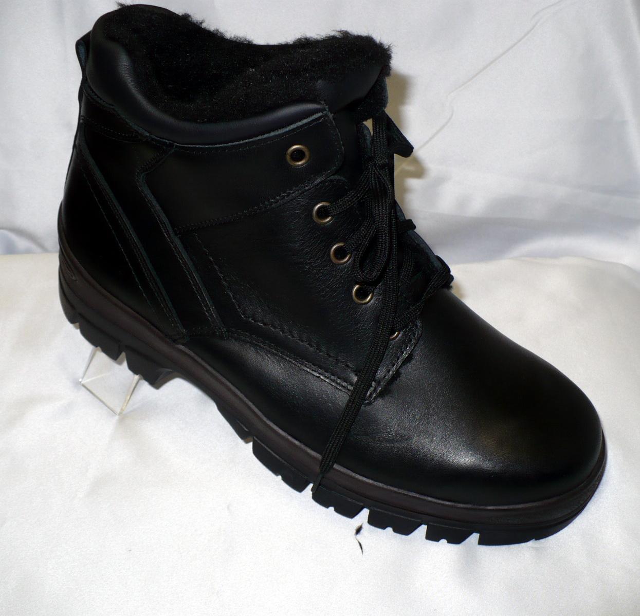 47362f769cc Kotníková obuv kůže zateplené Prabos