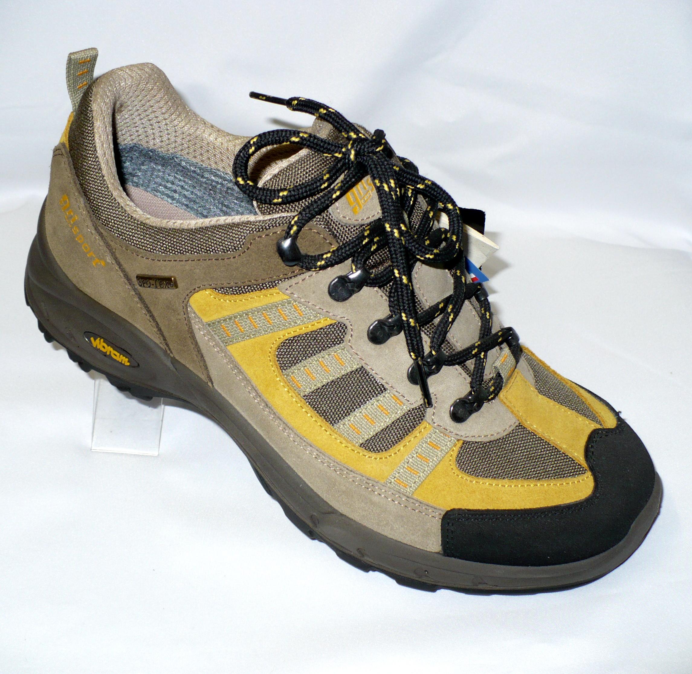 7ca15dd879e Trekové botasky Grisport kaki