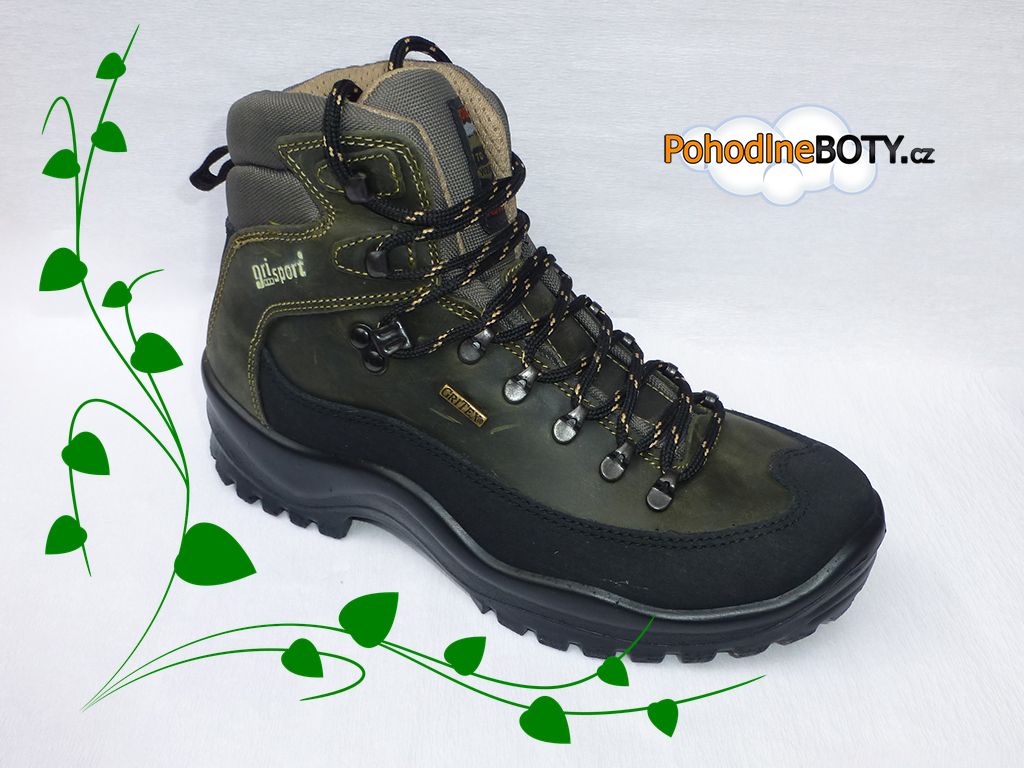 c2787aad2f5 Treková obuv kotníková Grisport