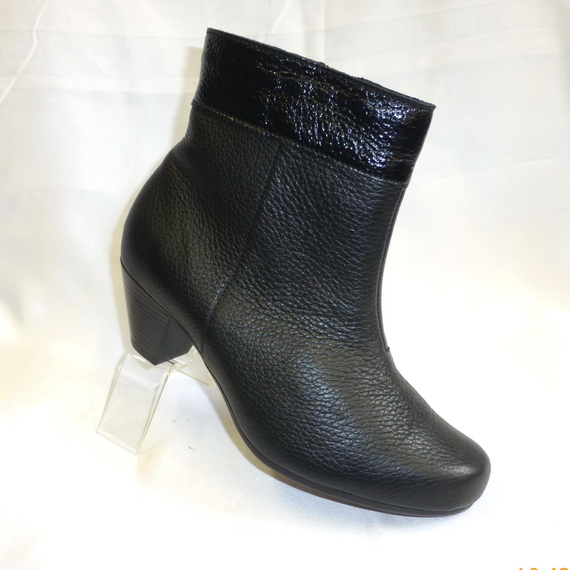 96fea28bd61c Zateplené kotníčkové boty Natural Feet