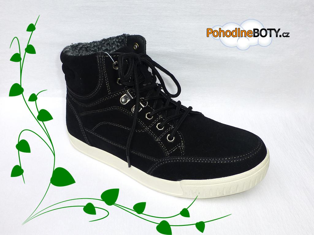 087a646f9f2 Pánské kotníkové zimní boty sportovní Navaho