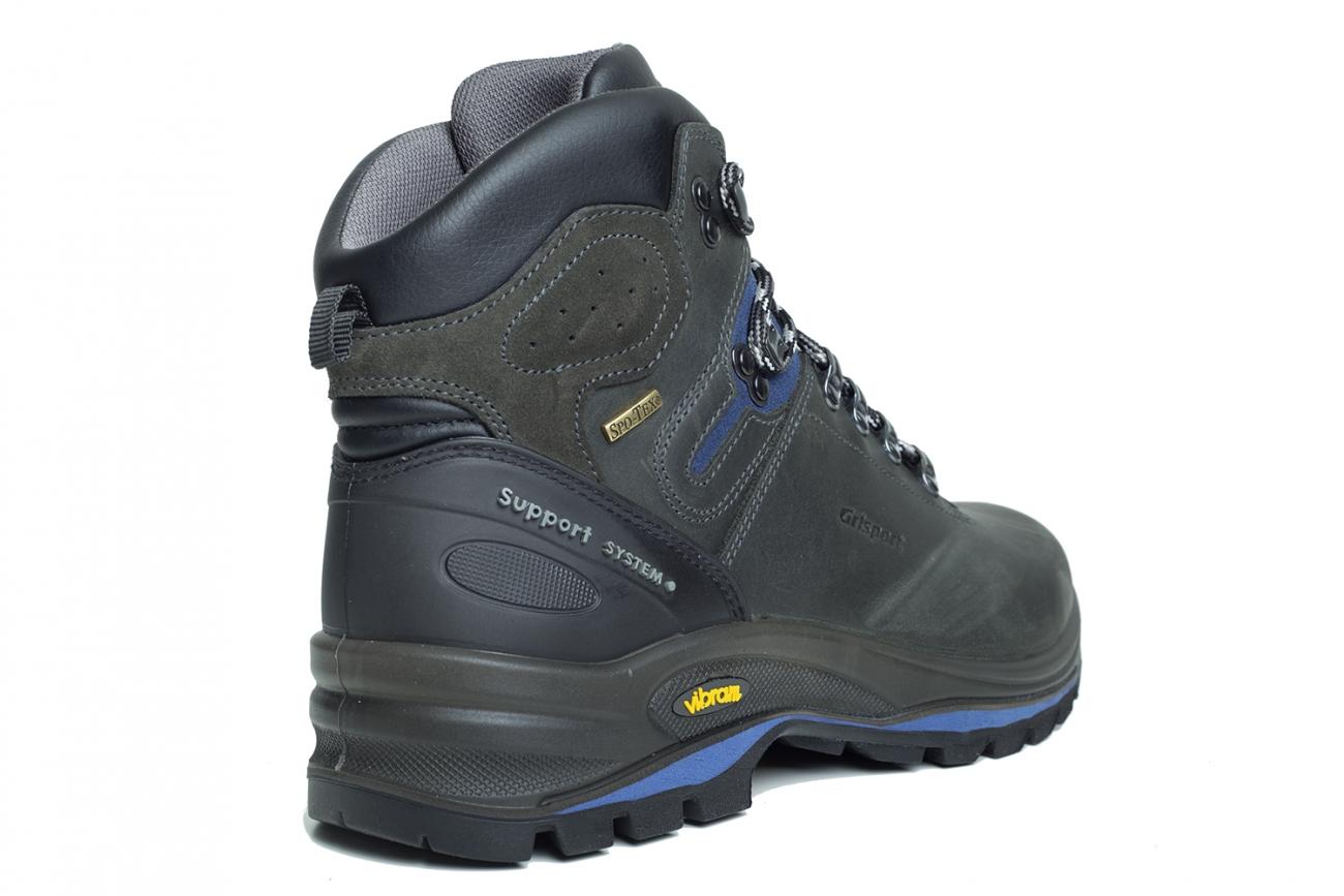 4e04f843be0 Treková kotníková obuv Grisport