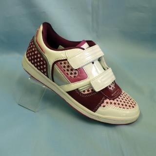 354f26fd55 Dívčí botasky na suchý zip empty