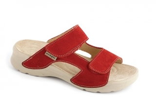 456c47af72cc Pantofel Mirka červená Medistyle